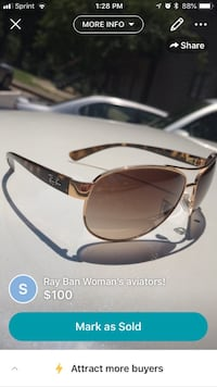 Women's Ray Bans BEAUTIFUL! (authentic) Spanish Fort, 36527