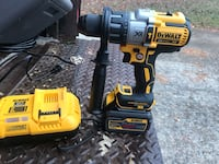 yellow and black DeWalt cordless impact wrench Brookhaven, 30329