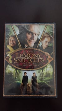 Lemony Snickets series of unfortunate events Alexandria, 22310