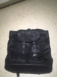 Backpack faux leather Toronto, M6J 3P1