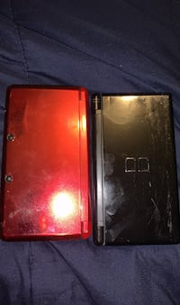 Nintendo 3DS and Nintendo Ds Lite with ganes Baltimore, 21215