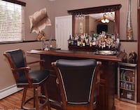 brown wooden dining table set West Warwick, 02893