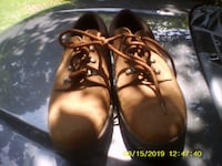 Shoe, Timberland,   Size 10.5mm,   The Shoes Are Used, But Very Good.   (O13) We Can Meet For You To Check Them Out.  God Bless You. FAYETTEVILLE