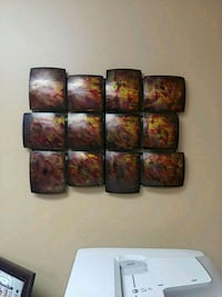 Metal wall decor College Station, 77840