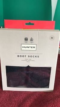 Brand new Hunter Boot socks