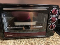 Black and gray toaster oven Falls Church, 22046
