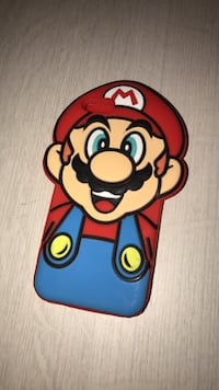 Coque iPhone Mickey Mouse bleue et rouge Meulan, 78250