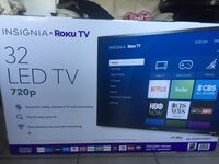 "32"" Insignia LED TV 720p 
