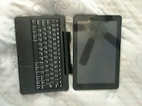 black tablet computer with keyboard Round Lake Heights, 60073