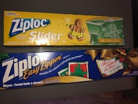 New holiday ziploc both for 5$ 790 km