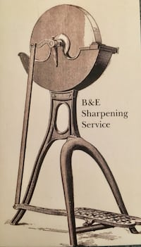 sharpening service Anderson