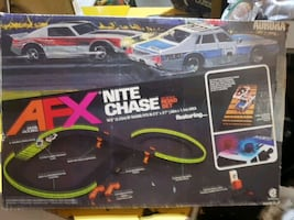 AFX   NIGHT CHASE SIOT TRACK.