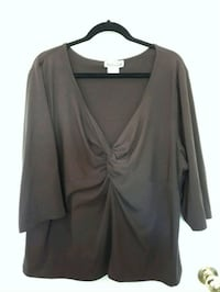 women's brown top Barrie, L4M 6M4