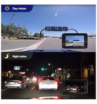 Brand New car dash cam hd 1080 with 32g sd card included Edmonton, T6W 2X7