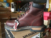 Men's work boots rocky iron clad 9 wide new Middletown, 10941