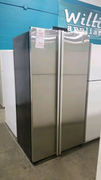 Ge 36x69 counter depth side-by-side refrigerator  Centereach, 11720