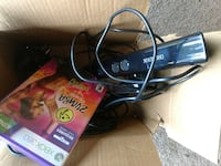 Xbox 360 kinect & zumba fitness game Kelso