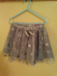 gray and black floral skirt Fort Smith, 72908