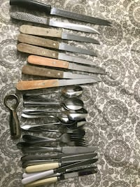 KITCHEN UTENSILS & KNIVES