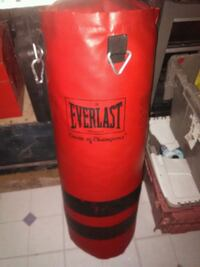 Everlast boxing bag Calgary, T2A 6E4