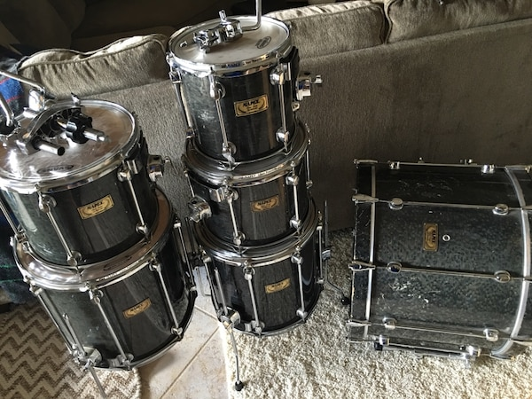 Drums For Sale >> Used Mapex Orion Series Drum Set Sale Or Trade For Sale In Sedalia