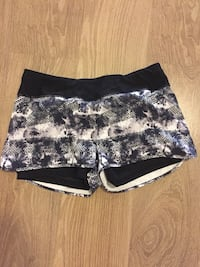 Mpg shorts size med worn once Barrie, L4N 9C8