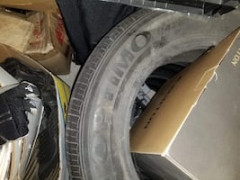 Selling tires and Stand