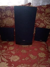 Philips home cinema surround speaker 60W