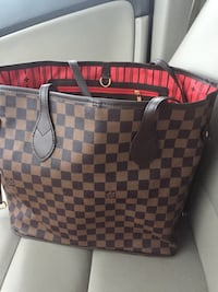 Louis Vuitton Brown Neverful MM Accokeek, 20607