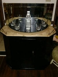 Custom made mini bar Valdosta
