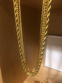 Chains gold plated Markham, L6C