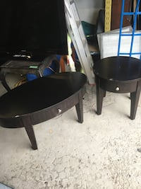 Two tables solid wood. Ready for paint Hamilton, L8E 3A5