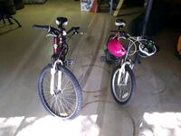 2 bikes for sale. $25 each. Northumberland County, K0K 1S0