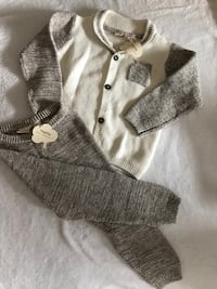 Baby Cardigan stricken set 6756 km