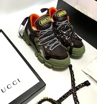 GUCCI PEARL SNEAKERS 100% AUTHENTIC / WITH PAPERS AND BOX  Atlanta