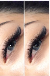 eyelash extension Surrey