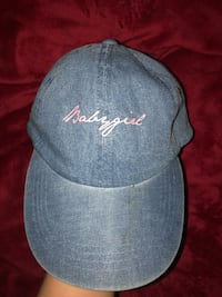 "Denim ""babygirl"" hat Douglas, 01516"