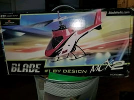 Blade mcx2 elect heli excellent like new condition