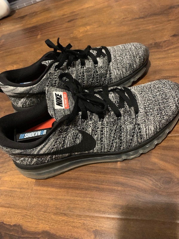 bc6b1449234b Used Nike air Max Flyknit 2016   10.5 for sale in San Jose - letgo
