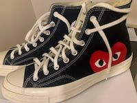 Size 11 converse CDG Authentic  Baltimore, 21237