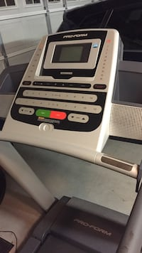 White and black pro-form treadmill Elk Grove, 95624