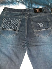 new men's Louis Vuitton jeans size 34 Calgary, T2A 5J1