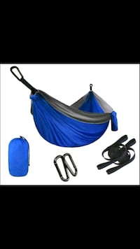 40 Hammocks with straps and carry bag Hiram, 30141