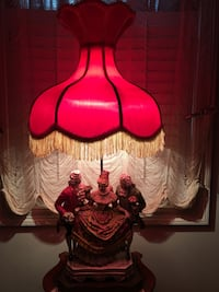 Antique Victorian Lamp $1,200-negotiable-Will give owner's #