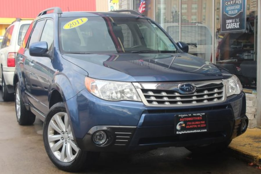 2011 Subaru Forester for sale 0