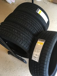 245/45ZR20 All Season Tires Warrenton, 20187