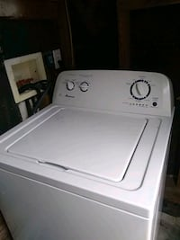 white top-load clothes washer Norfolk, 23518