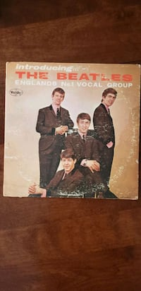 MAKE ME AN OFFER! Beatles Used Vinyl Records.