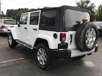 2012 Jeep Wrangler unlimited Sahara  Woodbridge