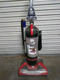 red and black Dirt Devil upright vacuum cleaner Ocala, 34480